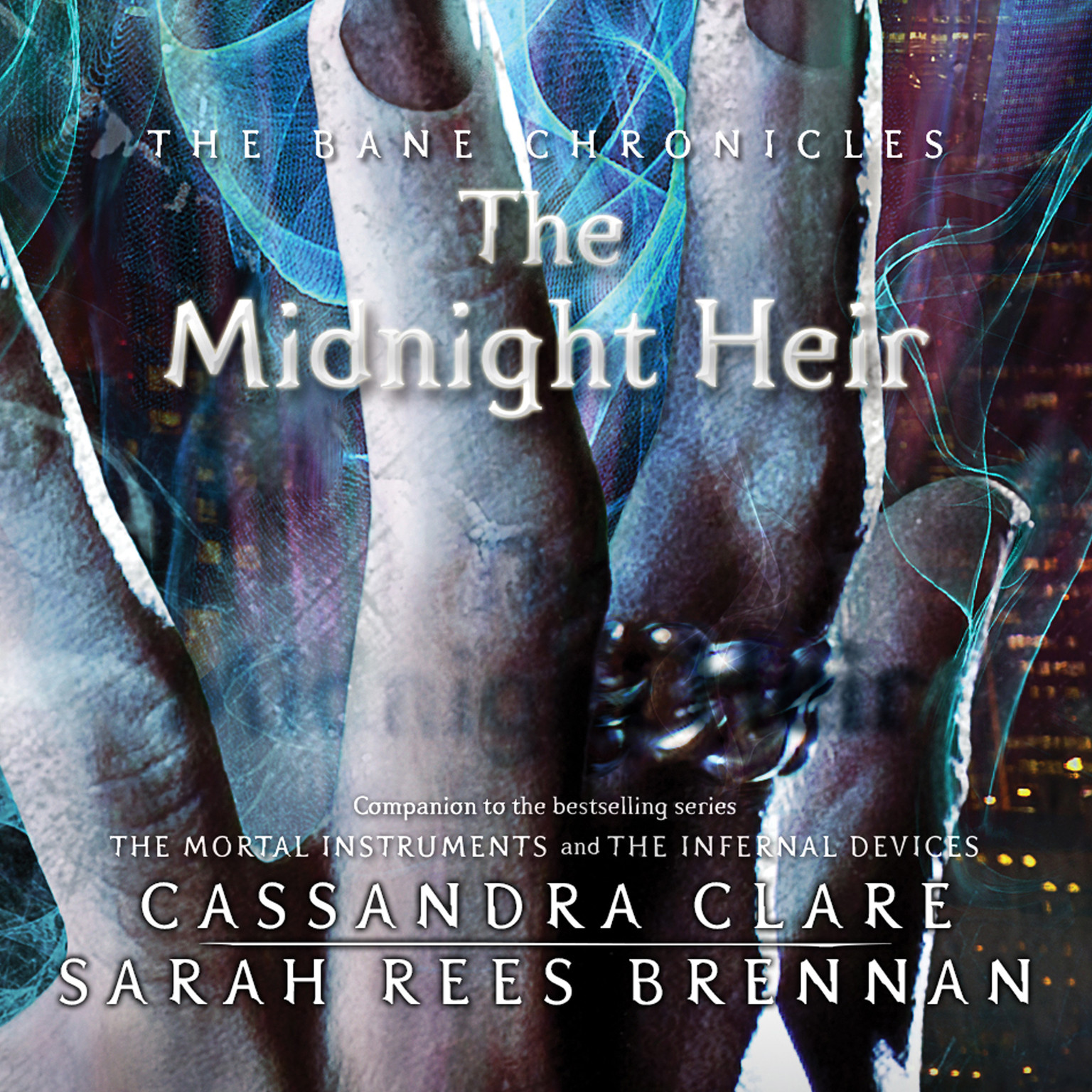 Printable The Midnight Heir Audiobook Cover Art