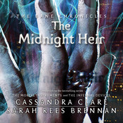 The Midnight Heir Audiobook, by Cassandra Clare, Sarah Rees Brennan