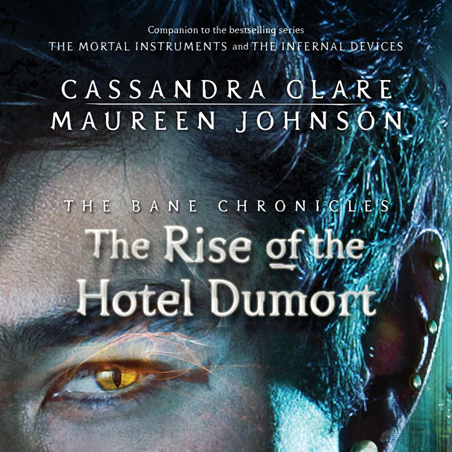 Printable The Rise of the Hotel Dumort Audiobook Cover Art