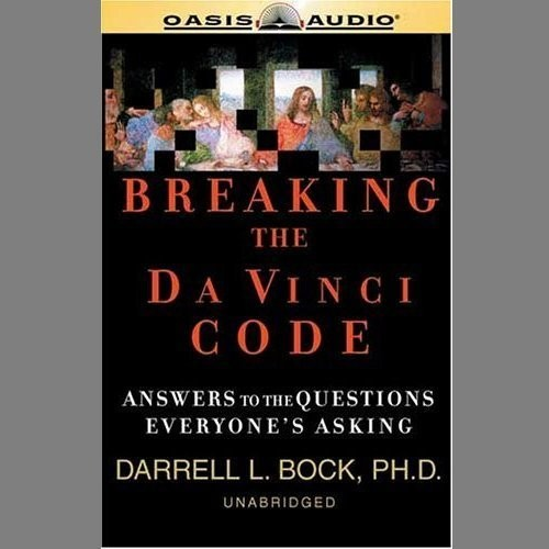 Printable Breaking the Da Vinci Code: Answers to the Questions Everyone's Asking Audiobook Cover Art