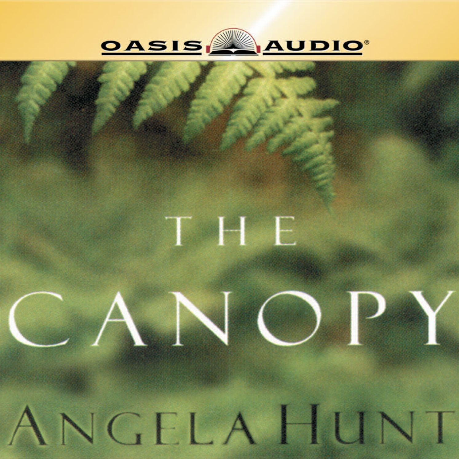 Printable The Canopy Audiobook Cover Art
