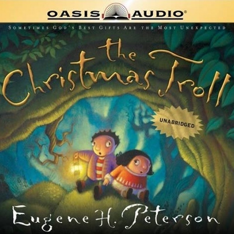 Printable The Christmas Troll Audiobook Cover Art