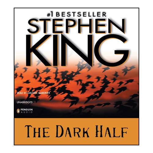 Printable The Dark Half Audiobook Cover Art