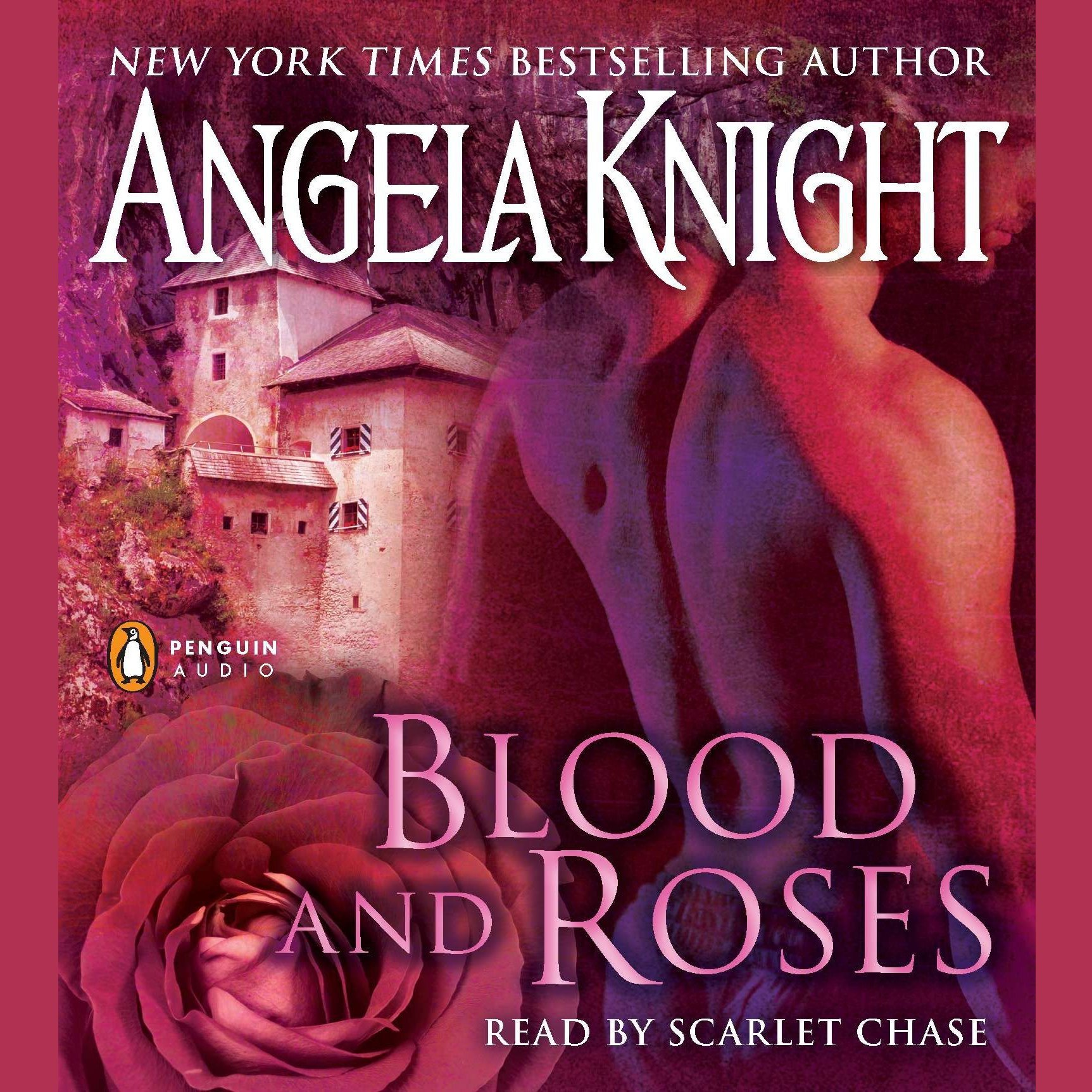 Printable Blood and Roses Audiobook Cover Art