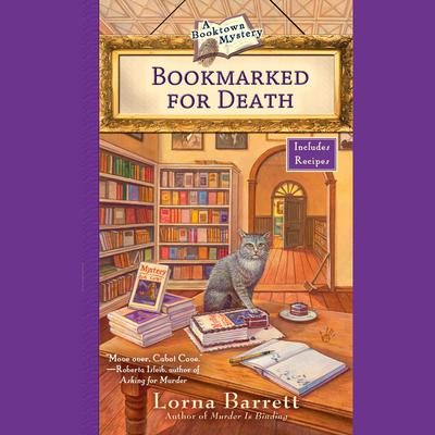 Bookmarked for Death Audiobook, by