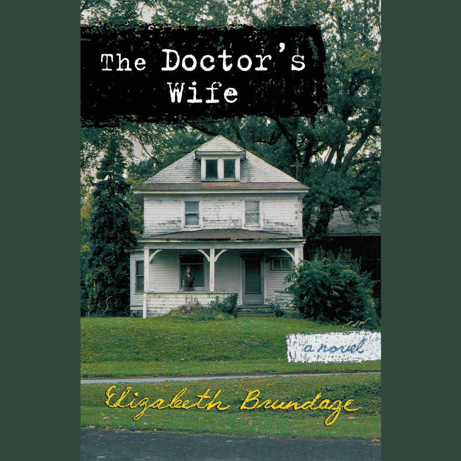 Printable The Doctor's Wife Audiobook Cover Art