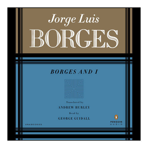 Printable BORGES AND I Audiobook Cover Art
