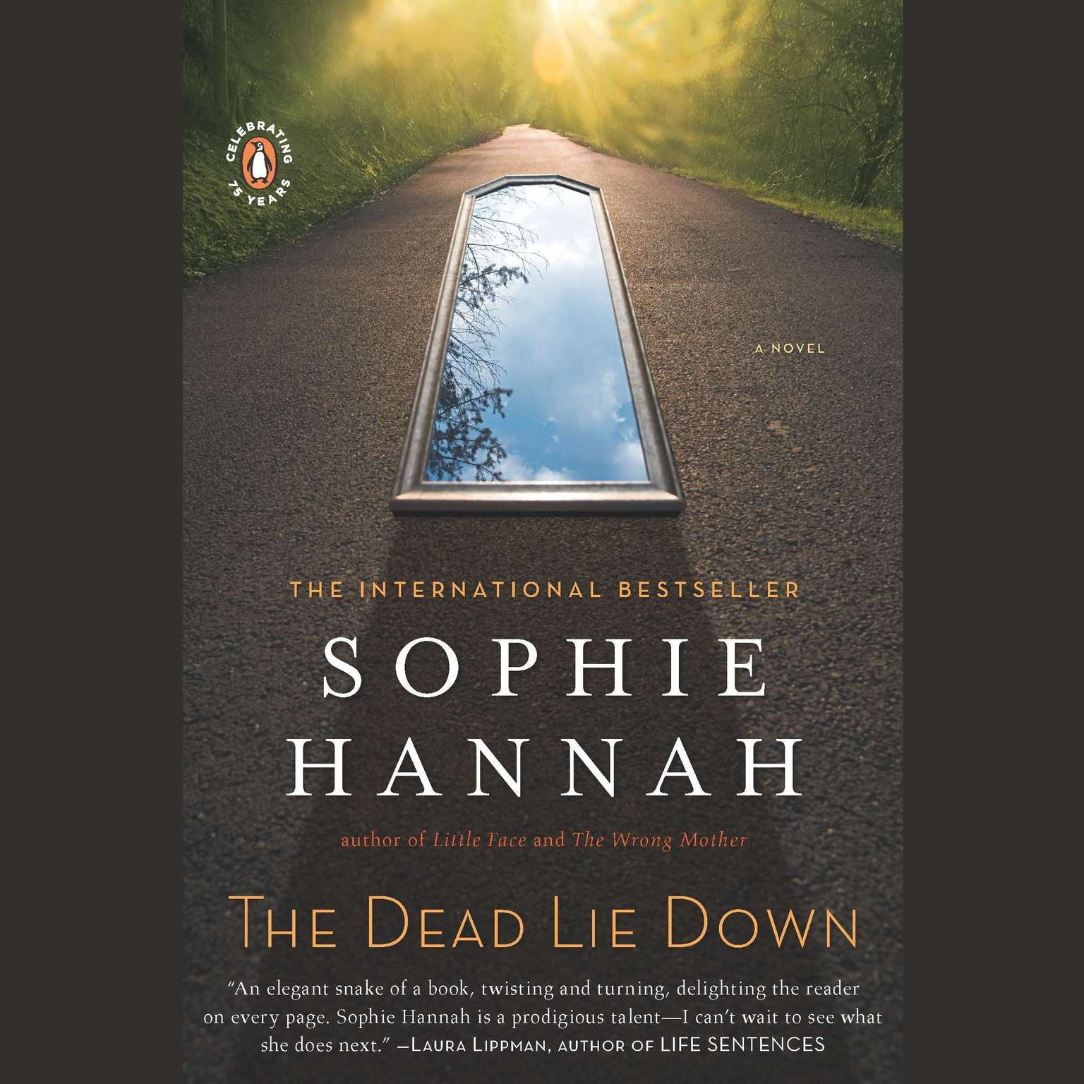 Printable The Dead Lie Down: A Novel Audiobook Cover Art