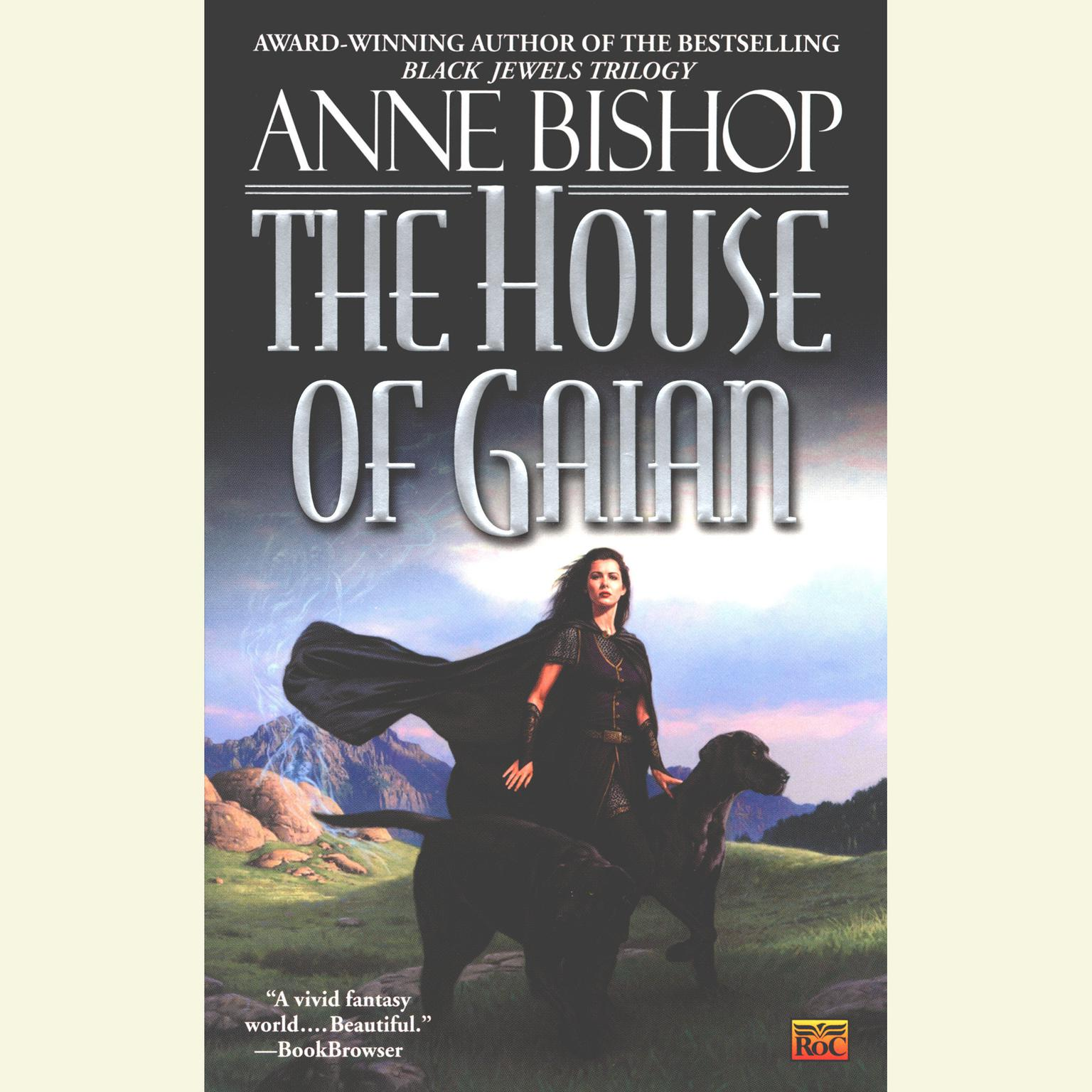 Printable The House of Gaian Audiobook Cover Art