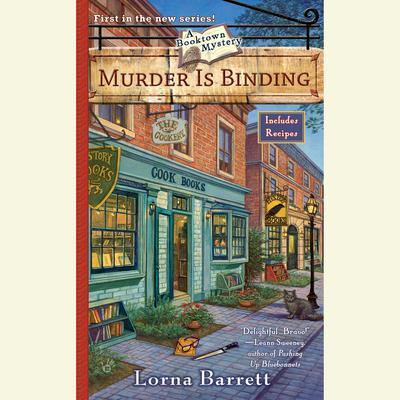 Murder Is Binding Audiobook, by