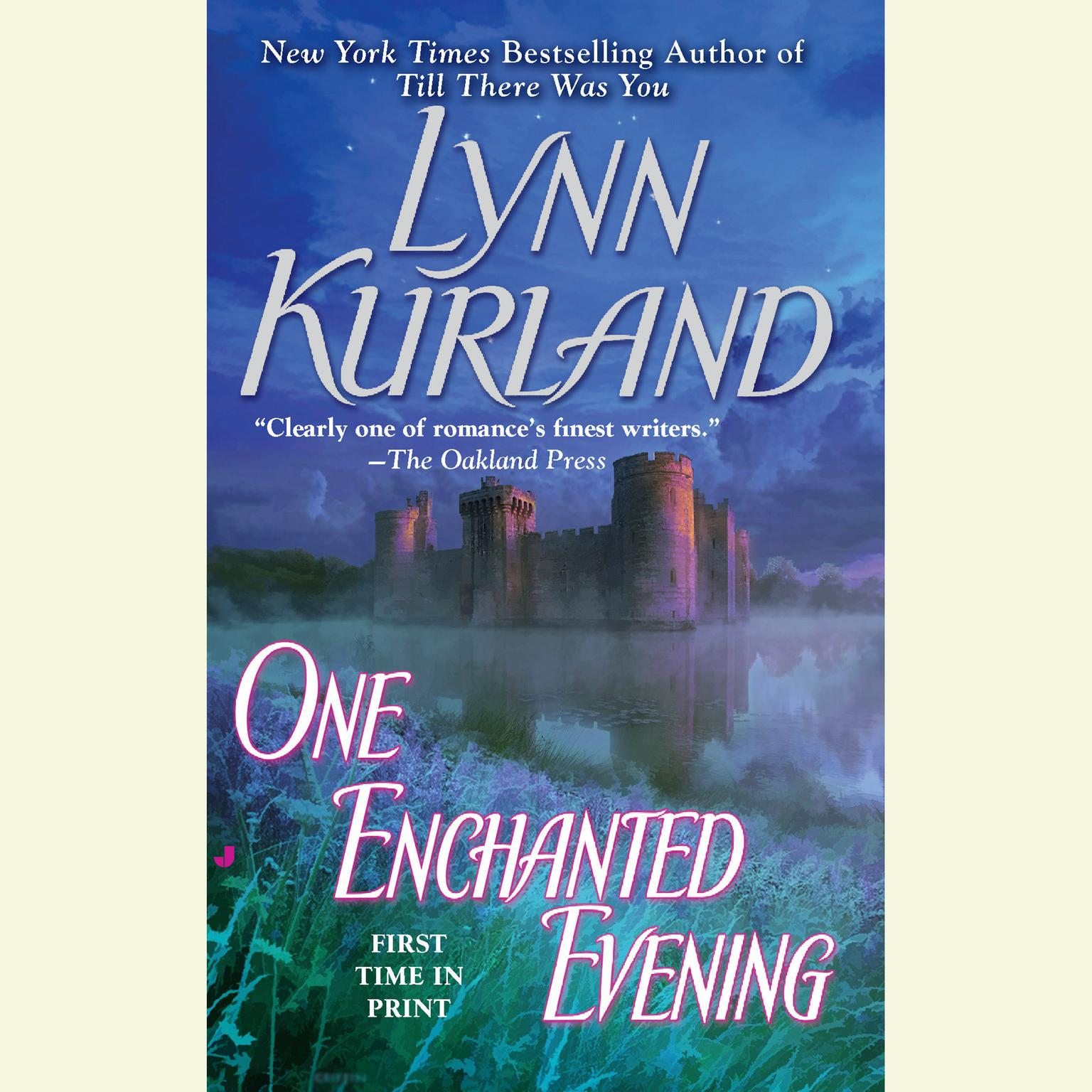 Printable One Enchanted Evening Audiobook Cover Art