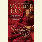 Ravishing in Red Audiobook, by Madeline Hunter