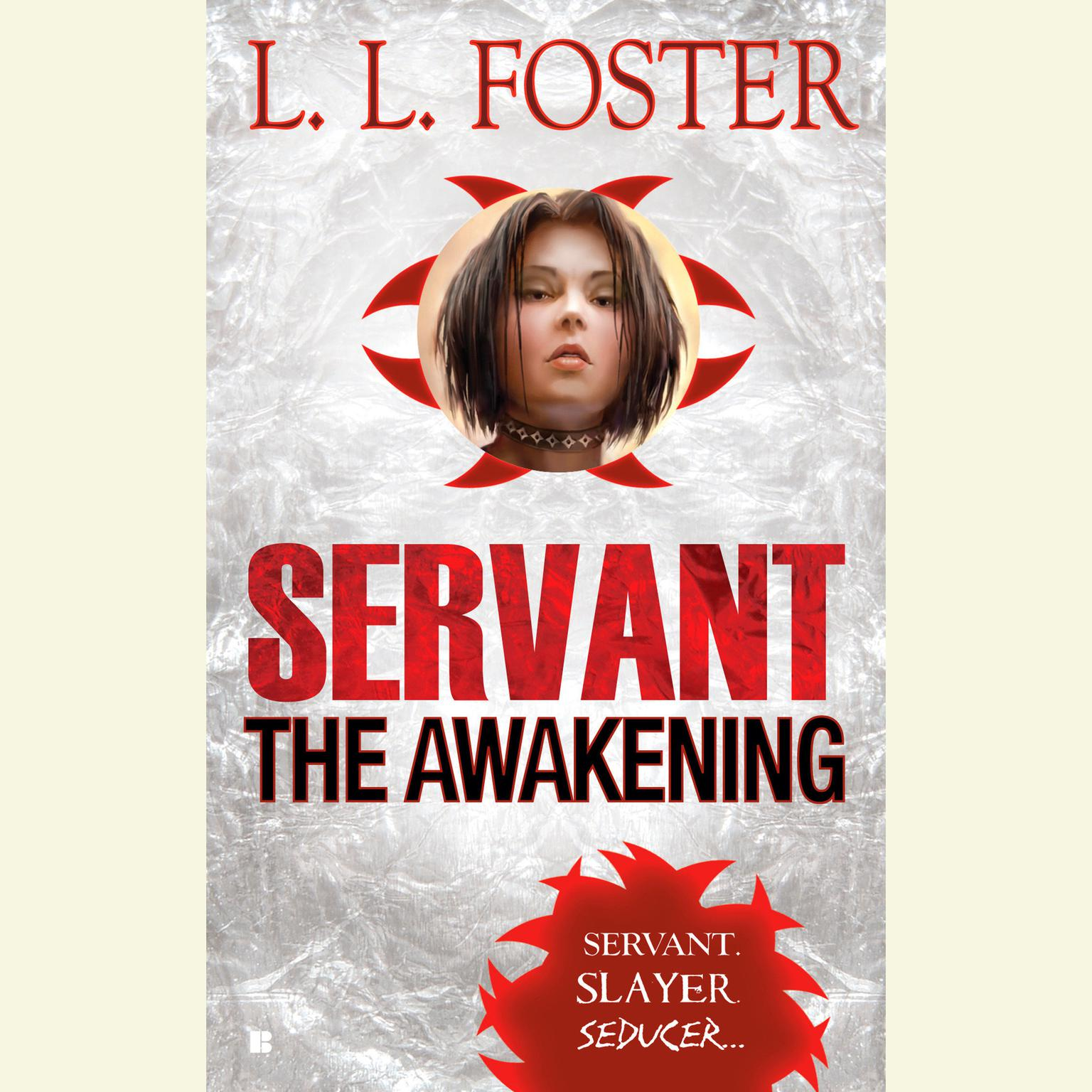 Printable Servant: the Awakening Audiobook Cover Art