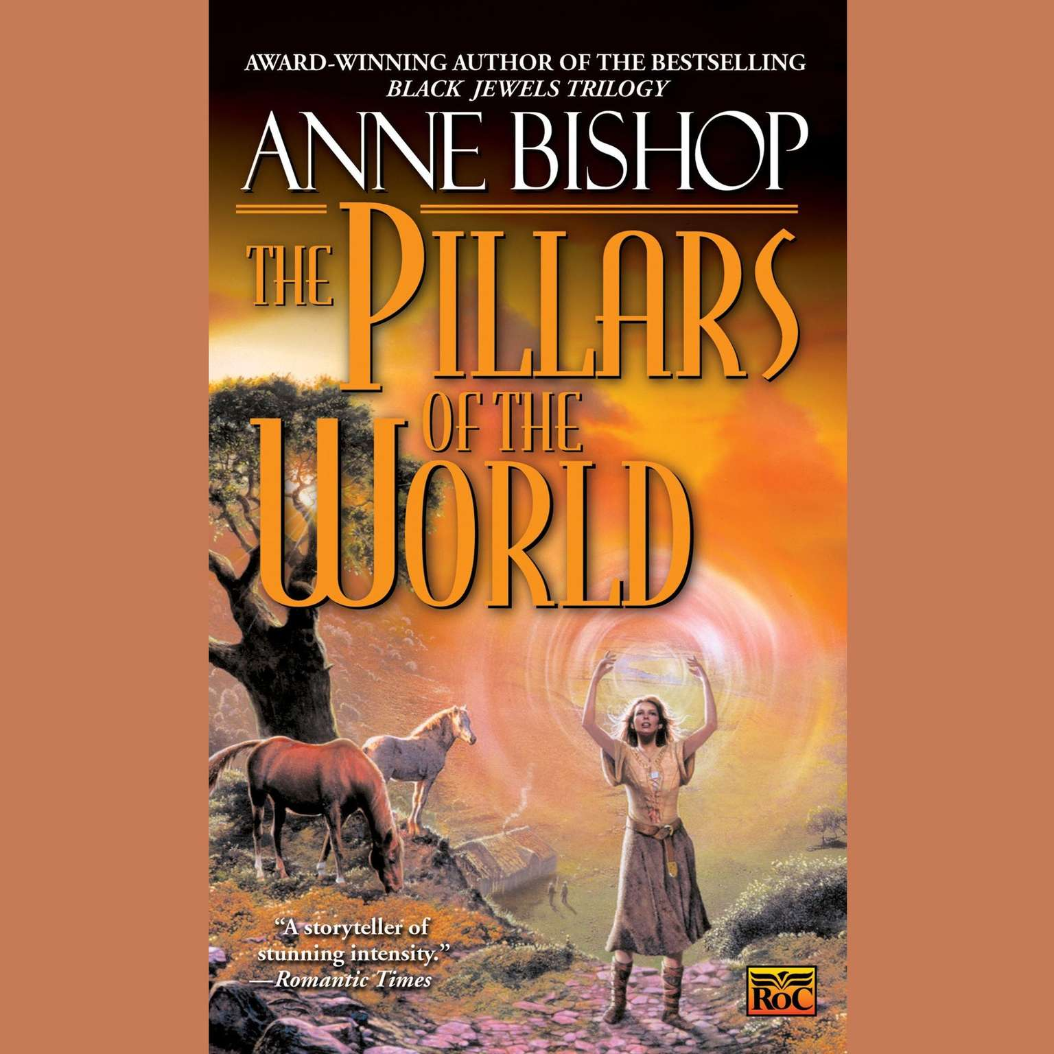 Printable The Pillars of the World Audiobook Cover Art