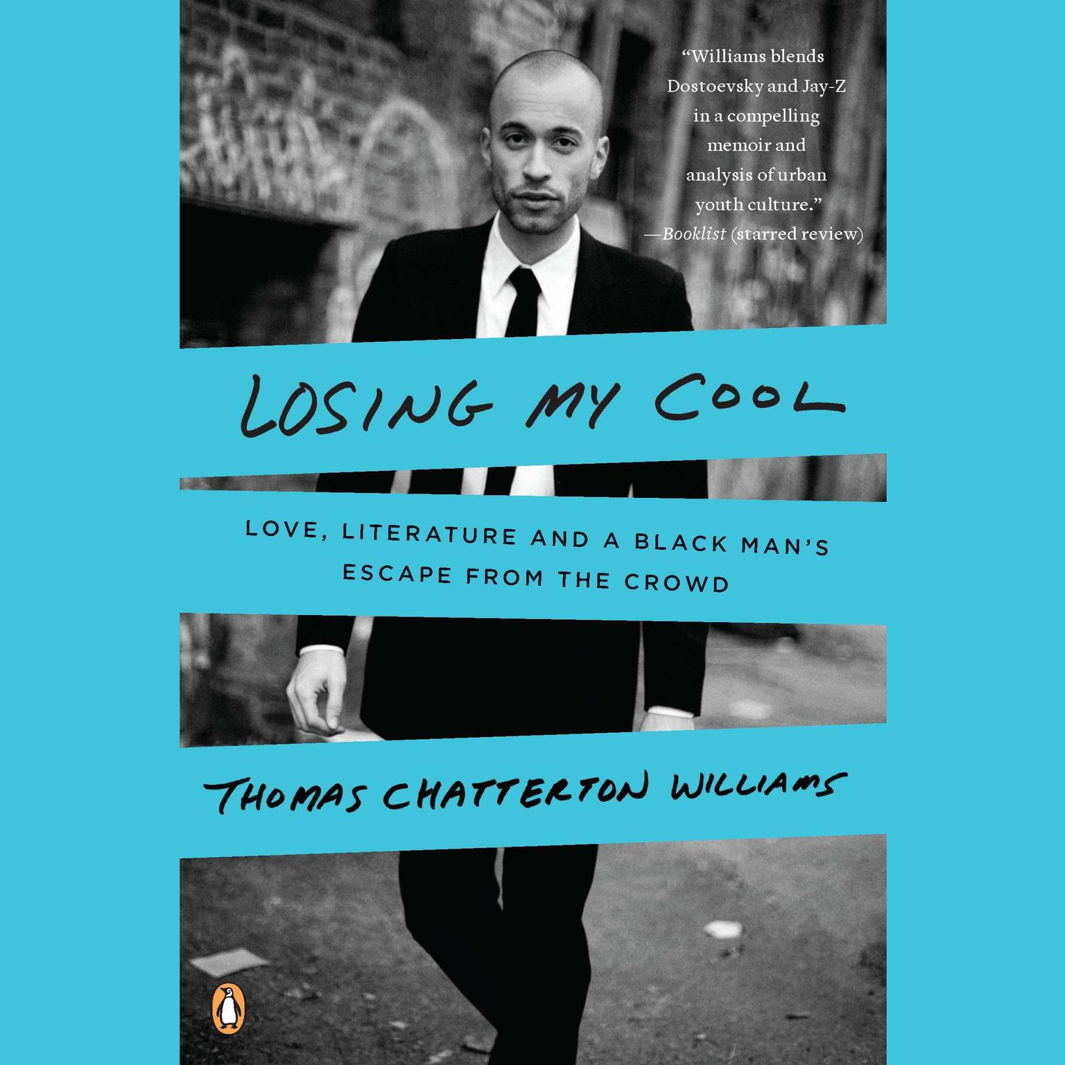 Printable Losing My Cool: How a Father's Love and 15,000 Books Beat Hip-hop Culture Audiobook Cover Art