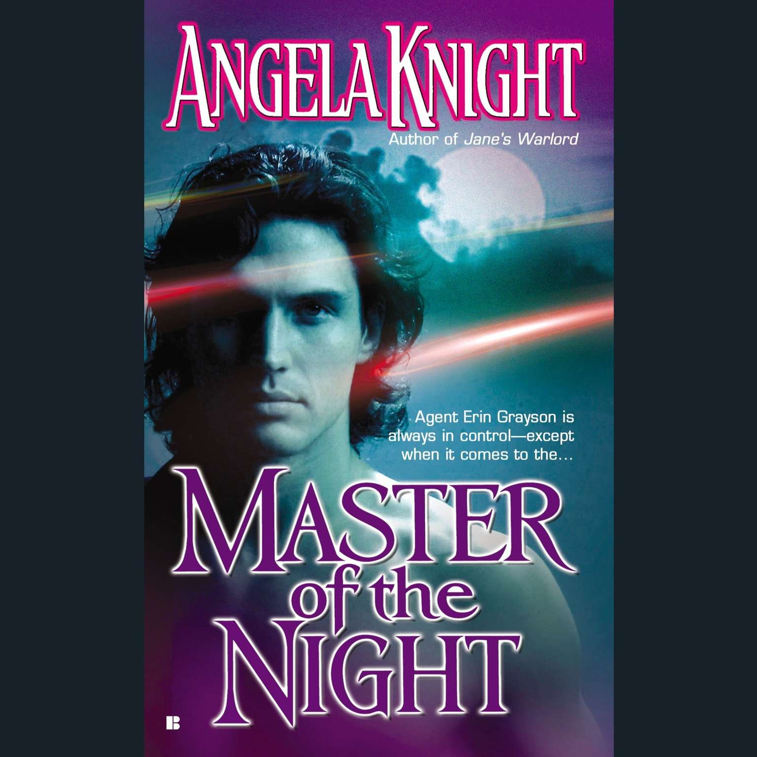 Printable Master of the Night Audiobook Cover Art