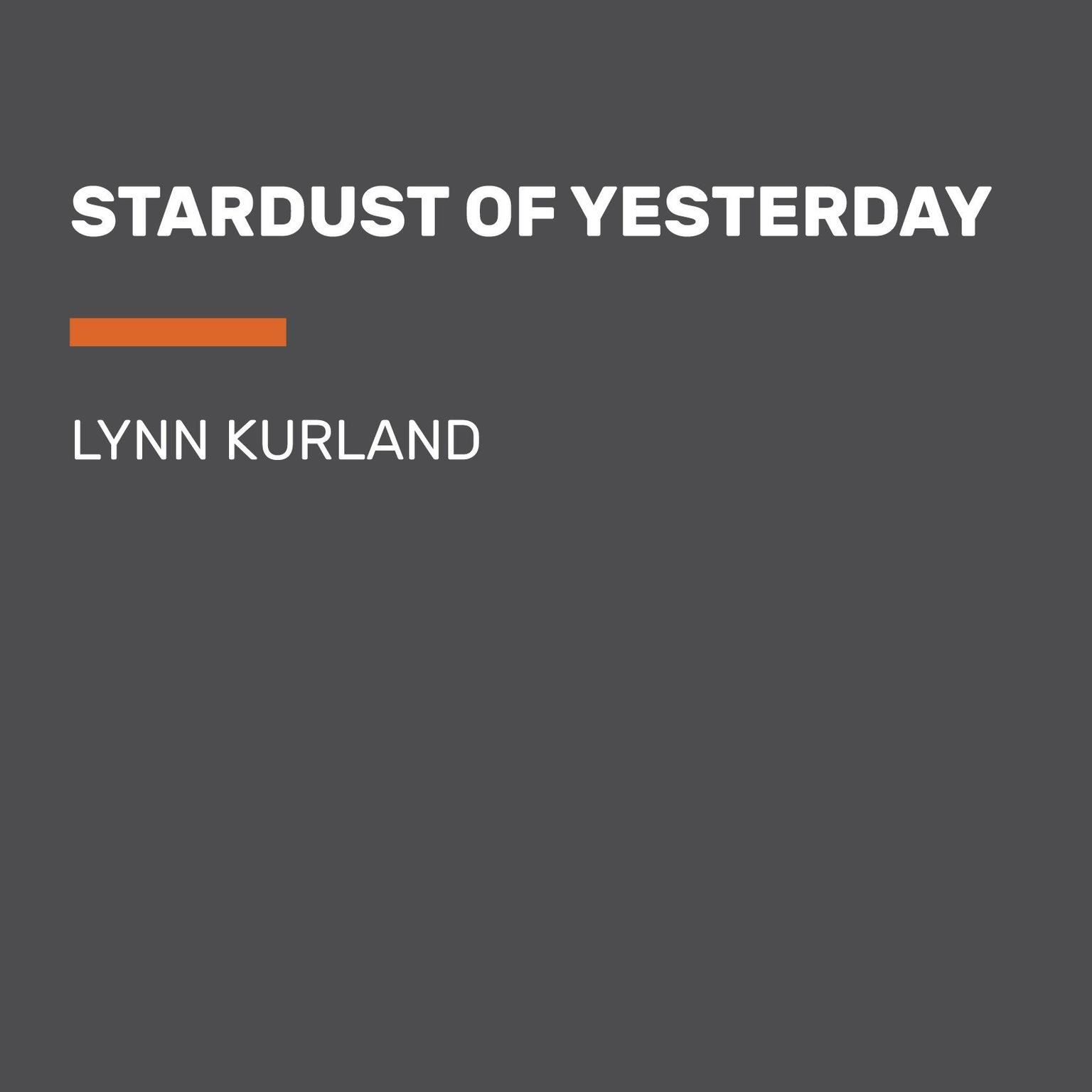 Printable Stardust of Yesterday Audiobook Cover Art