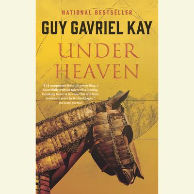 Under Heaven Audiobook, by Guy Gavriel Kay