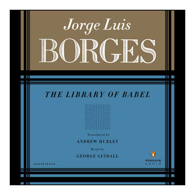 The LIBRARY OF BABEL Audiobook, by Jorge Luis Borges