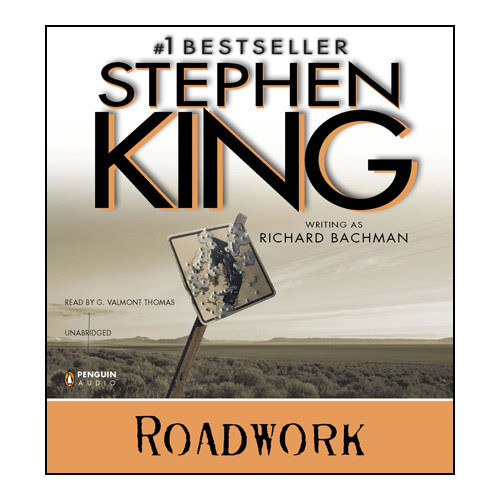 Printable Roadwork Audiobook Cover Art