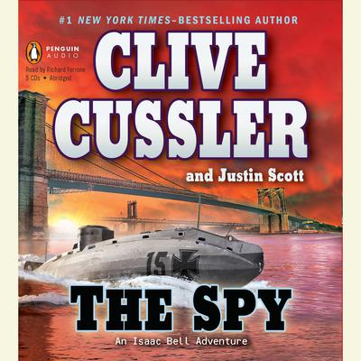 The Spy Audiobook, by