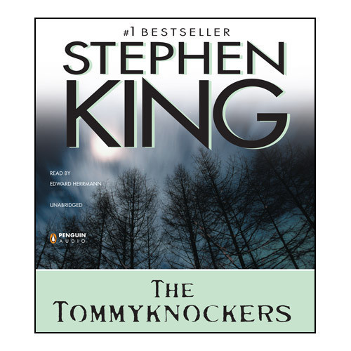 Printable The Tommyknockers Audiobook Cover Art