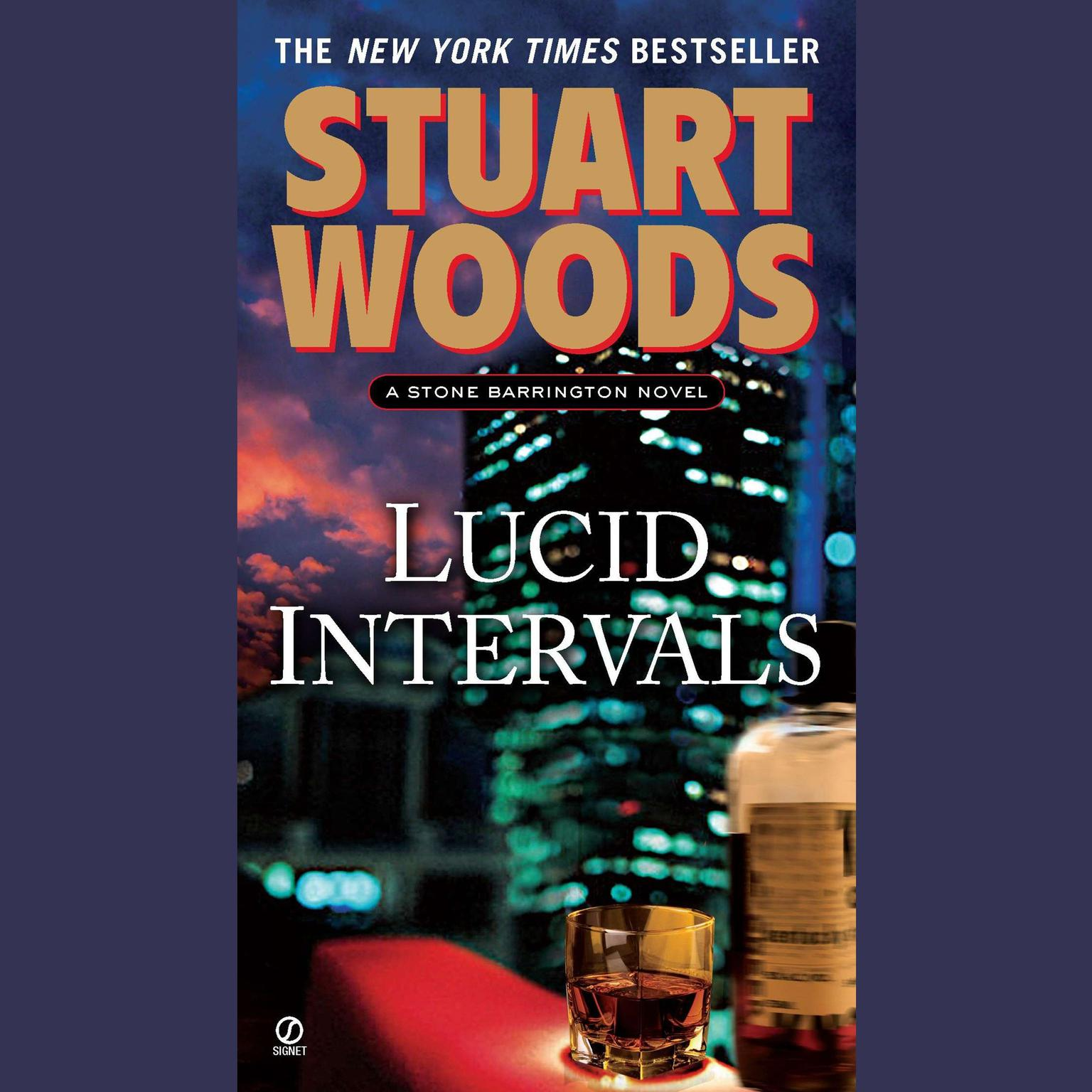 Printable Lucid Intervals Audiobook Cover Art