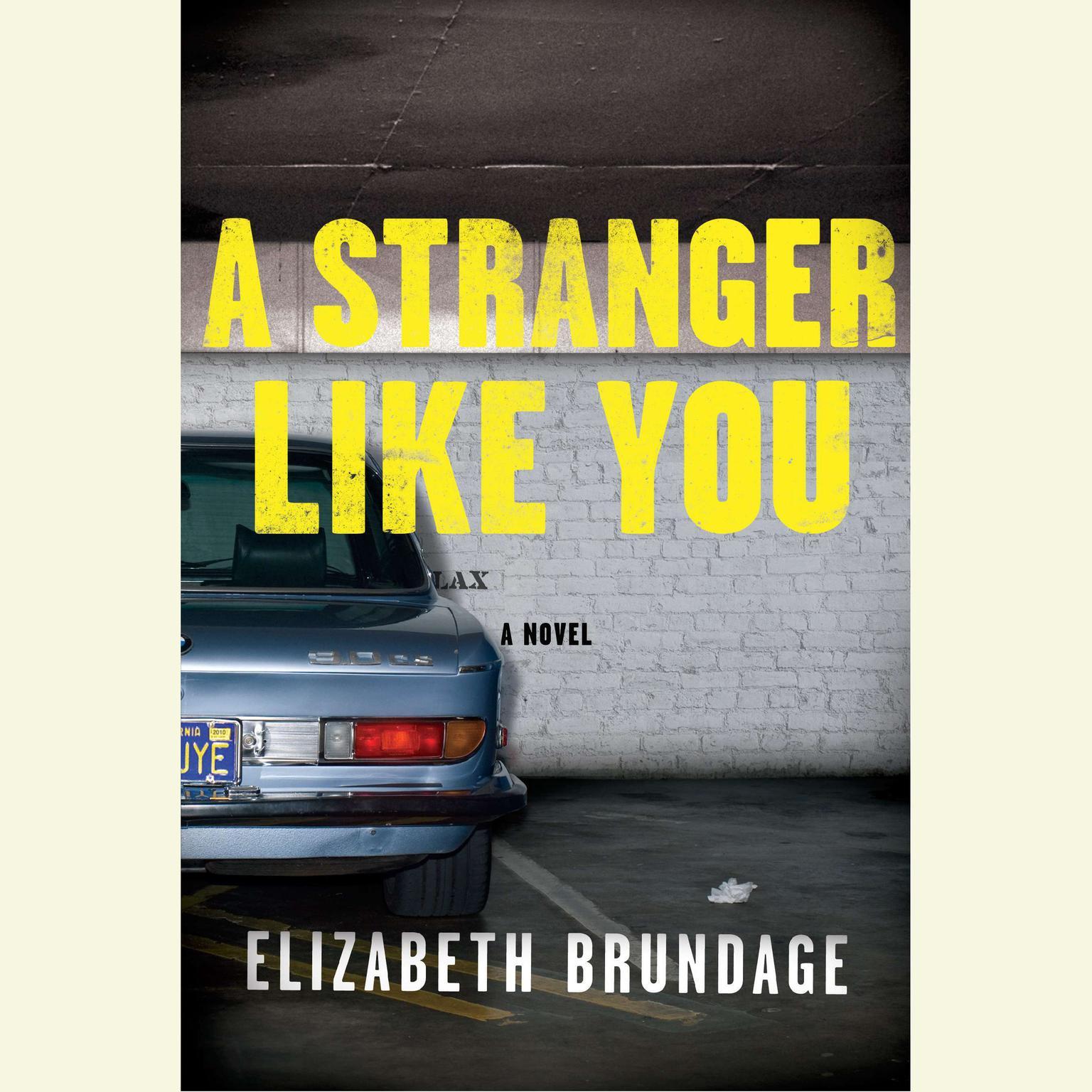 Printable A a Stranger Like You: A Novel Audiobook Cover Art