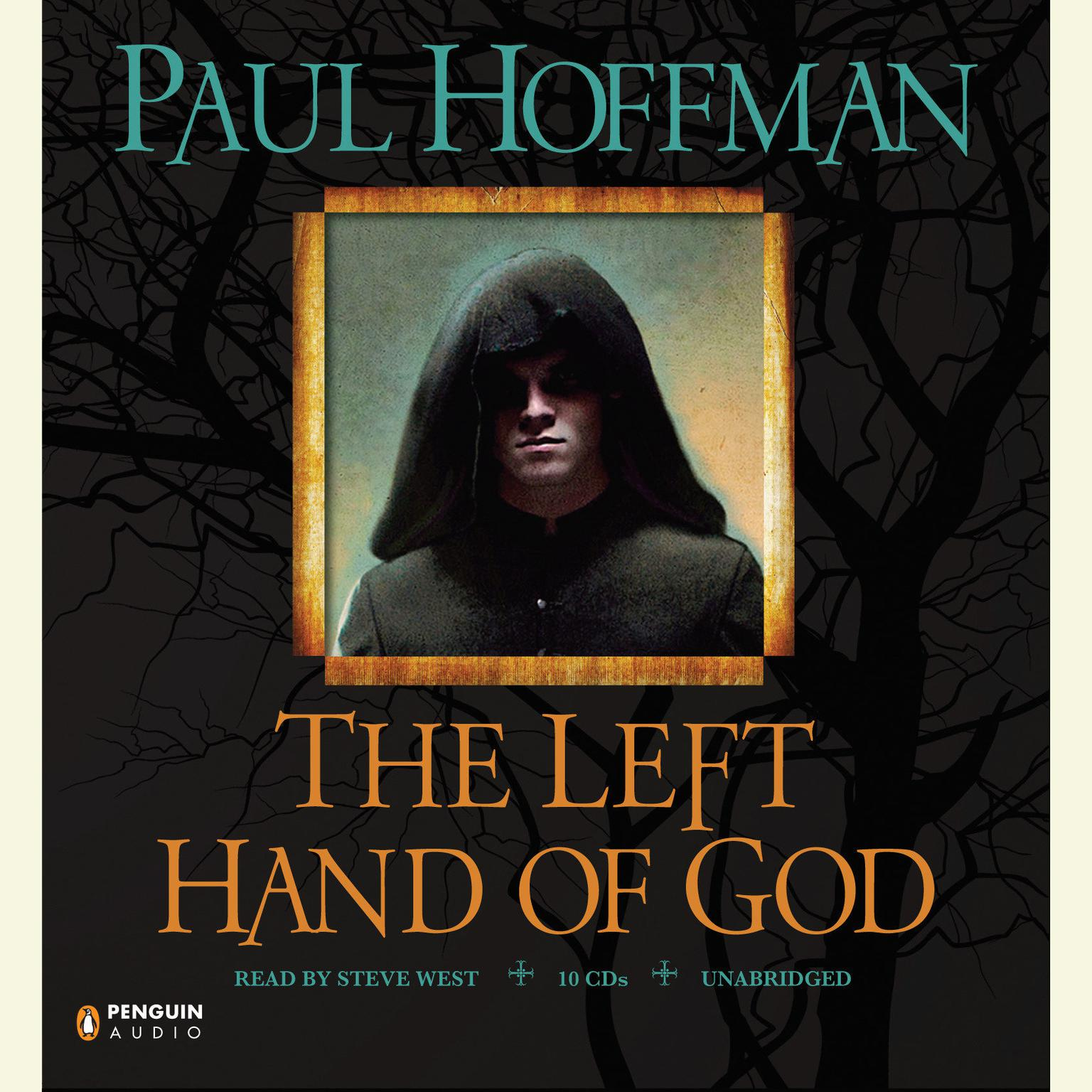 Printable The Left Hand of God Audiobook Cover Art