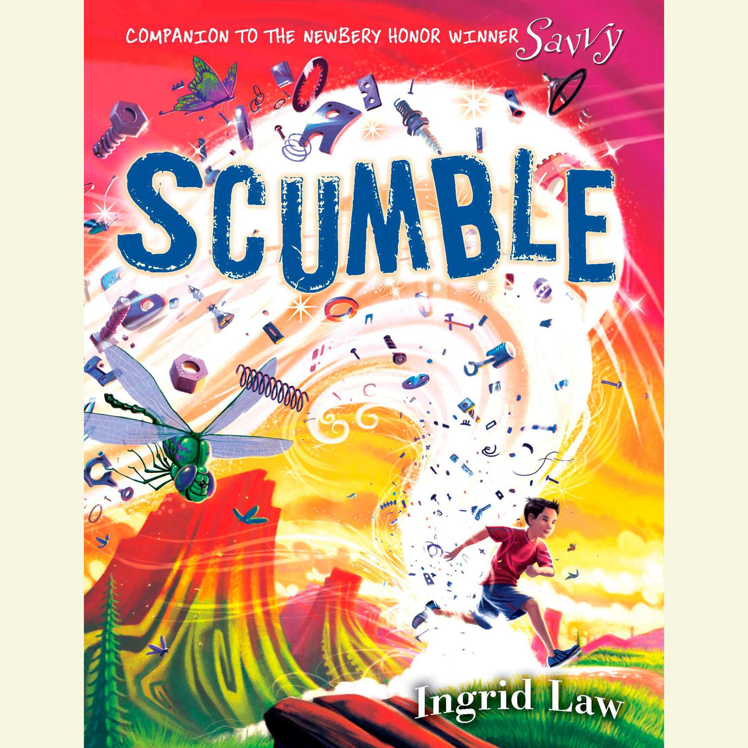 Printable Scumble Audiobook Cover Art