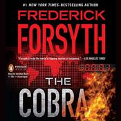 The Cobra Audiobook, by Frederick Forsyth