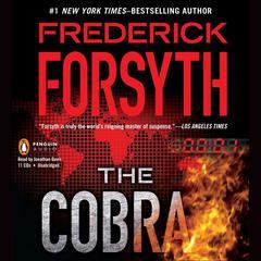 The Cobra Audiobook, by Frederick Forsyth