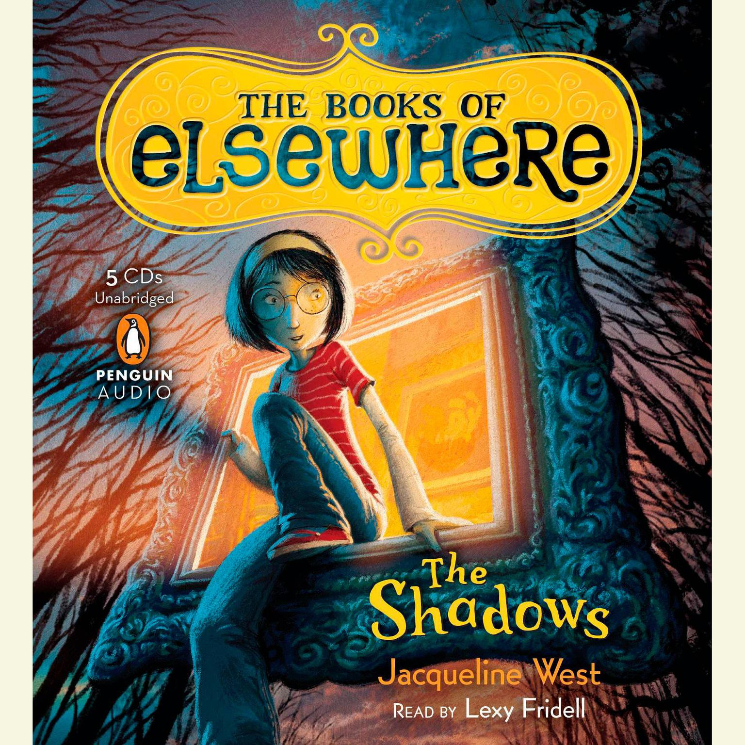 Printable The Shadows Audiobook Cover Art