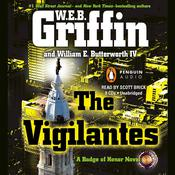 The Vigilantes Audiobook, by W. E. B. Griffin, William E. Butterworth