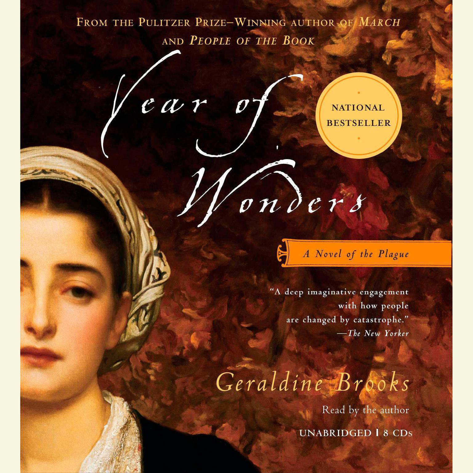 Printable Year of Wonders: A Novel of the Plague Audiobook Cover Art