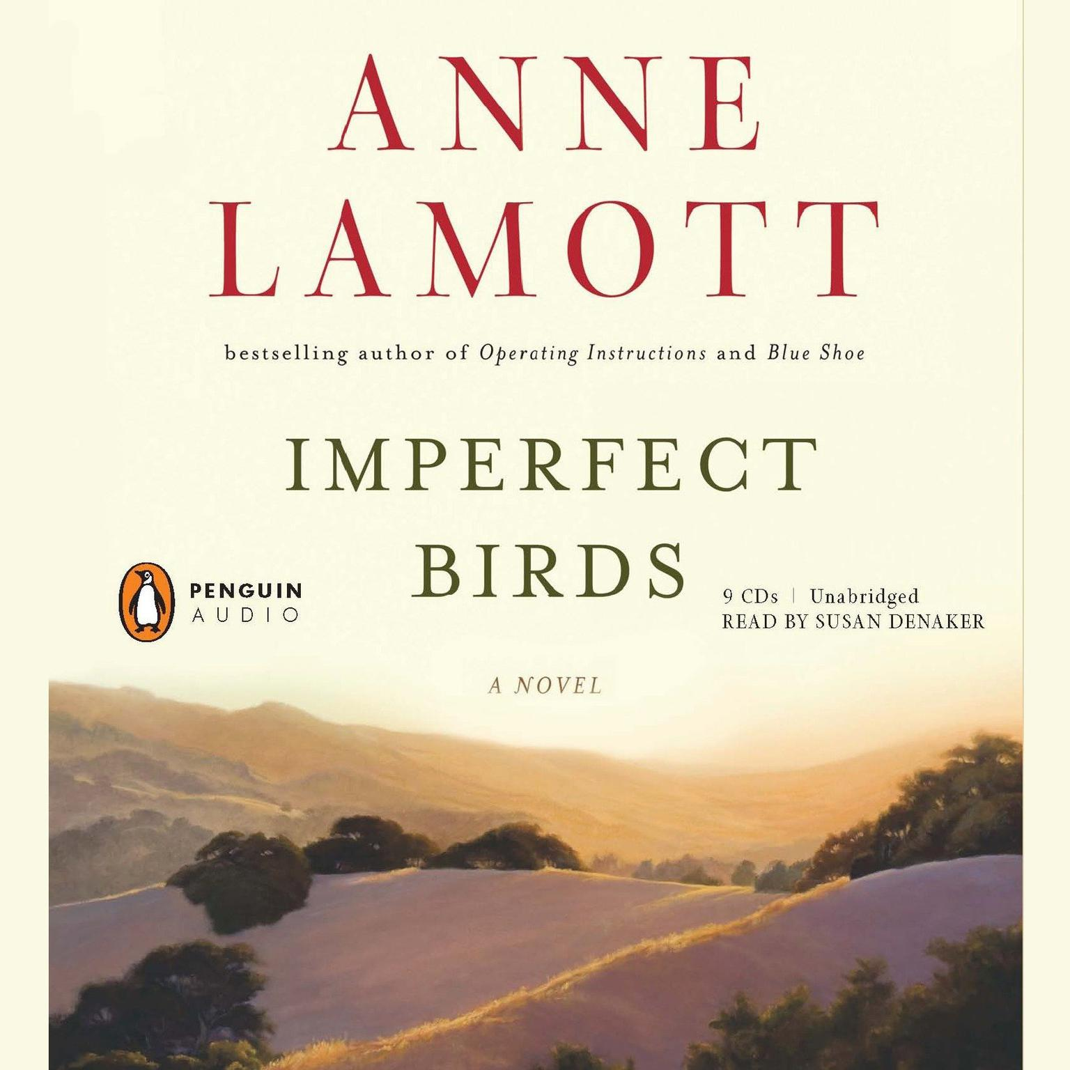 Printable Imperfect Birds: A Novel Audiobook Cover Art