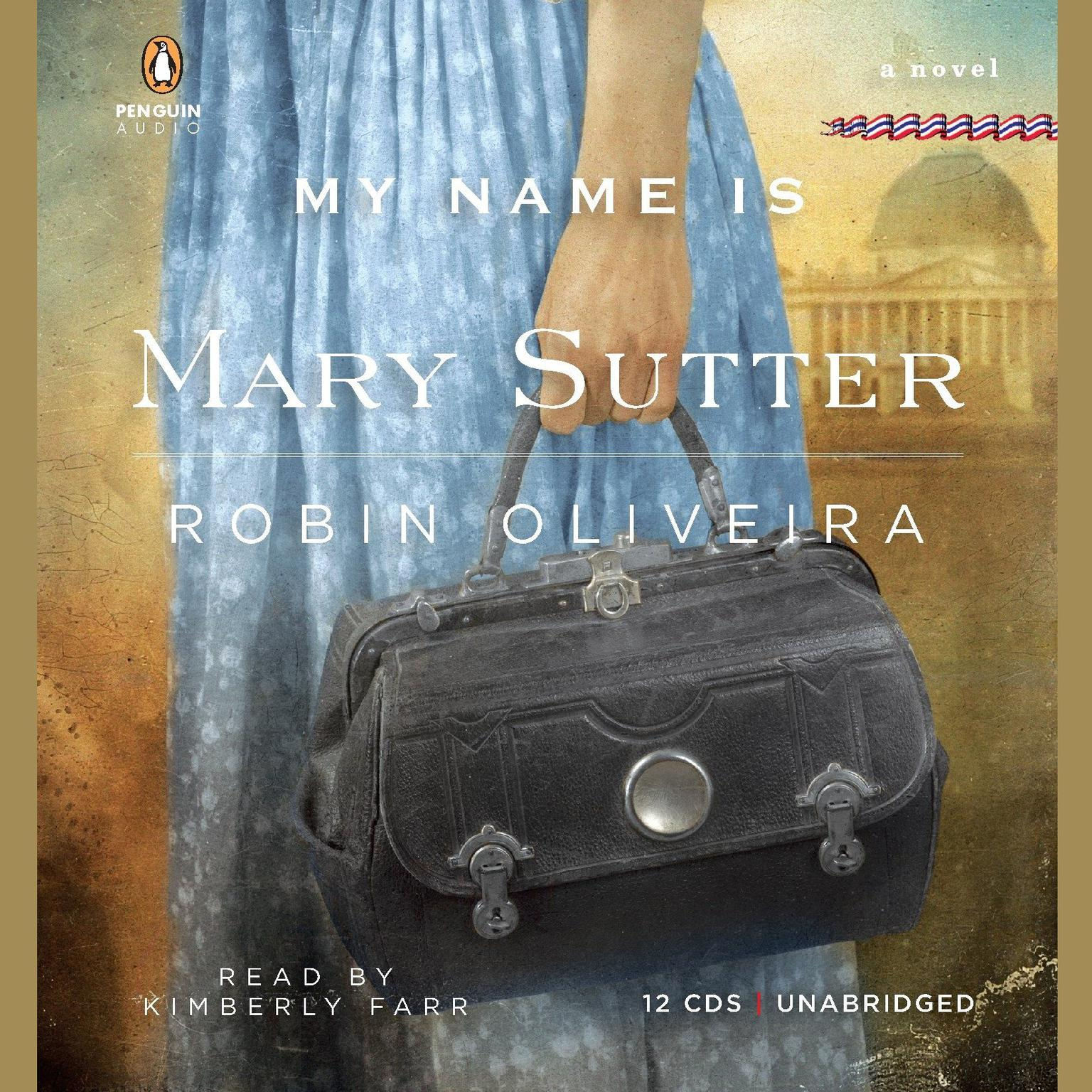 Printable My Name Is Mary Sutter: A Novel Audiobook Cover Art