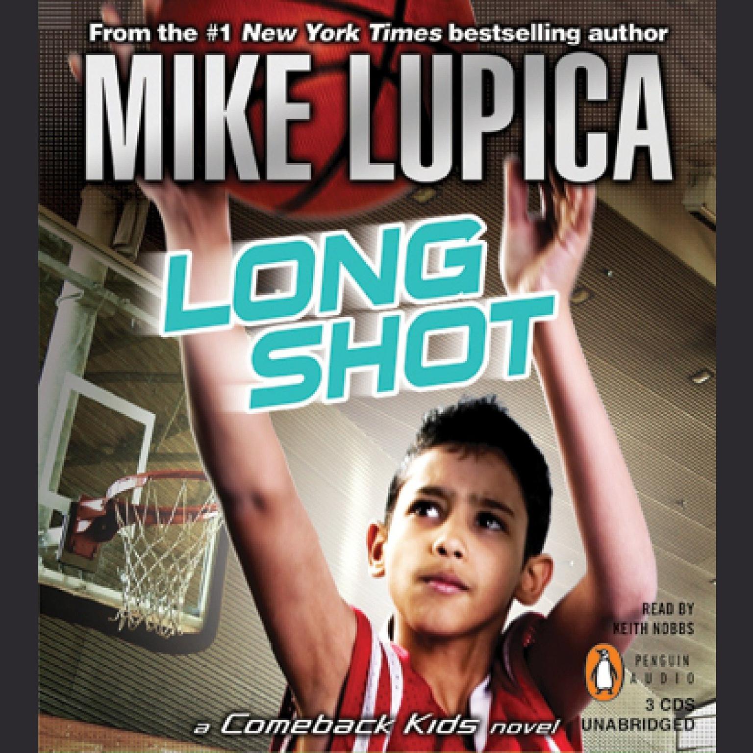 Printable Long Shot: a Comeback Kids Novel: A Comeback Kids Novel Audiobook Cover Art