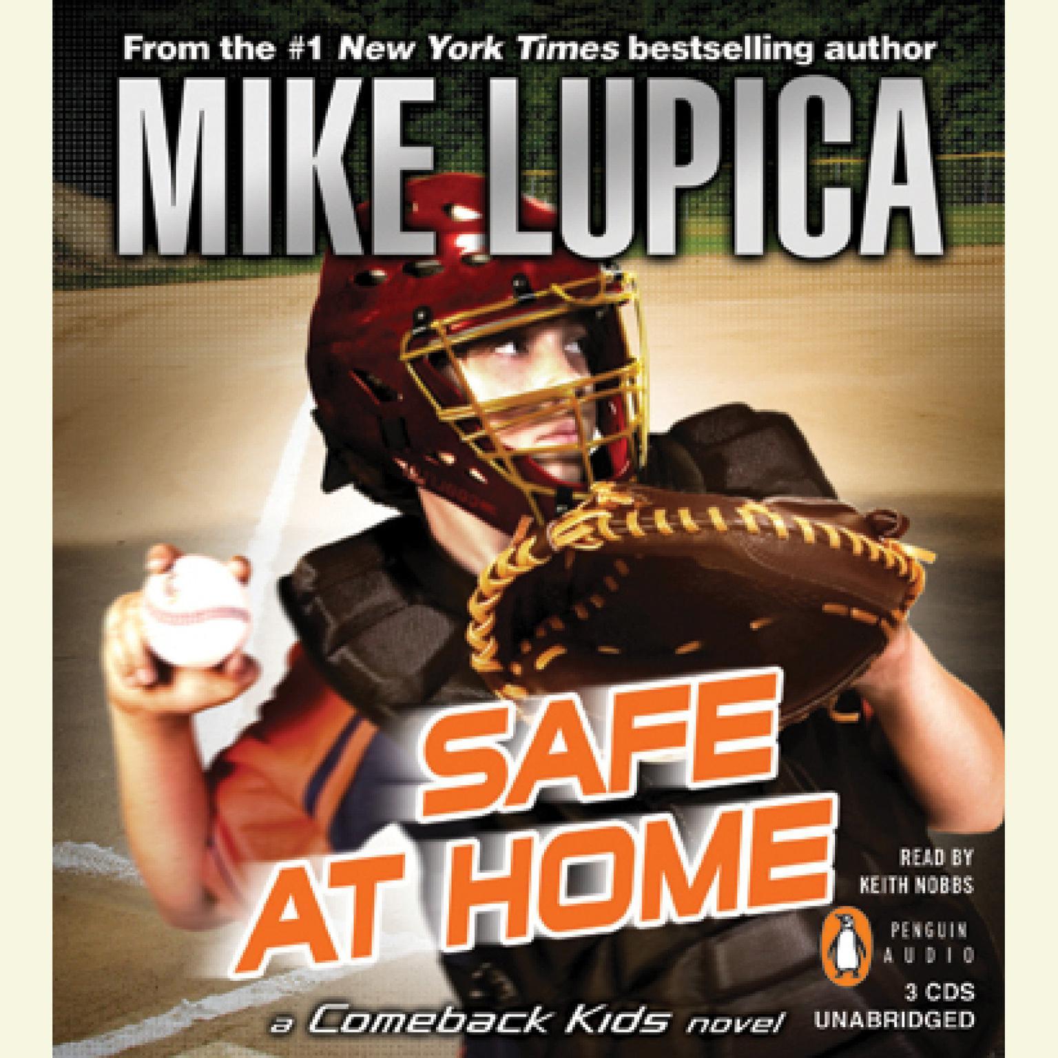 Printable Safe at Home: a Comeback Kids Novel: A Comeback Kids Novel Audiobook Cover Art