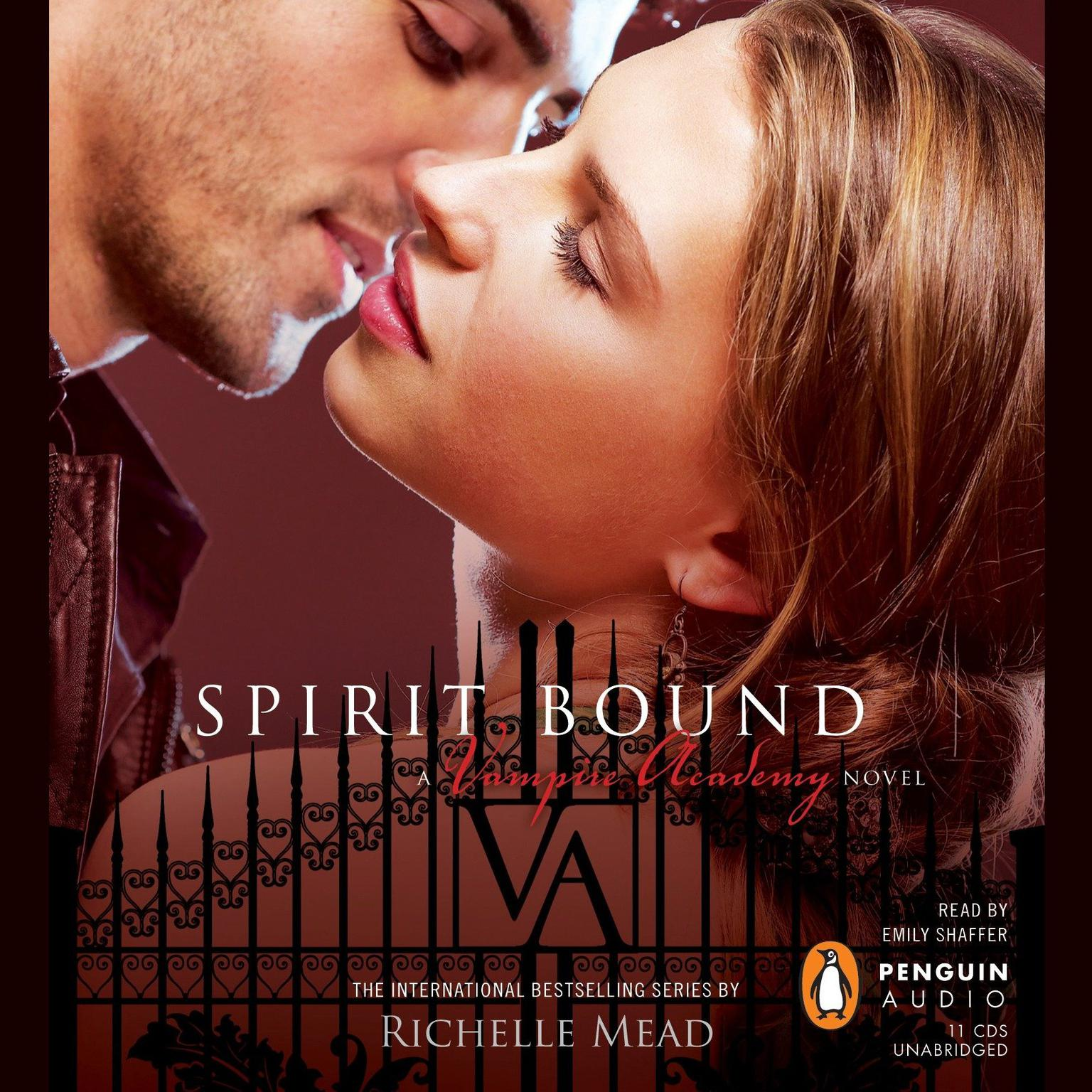 Printable Spirit Bound: A Vampire Academy Novel Audiobook Cover Art