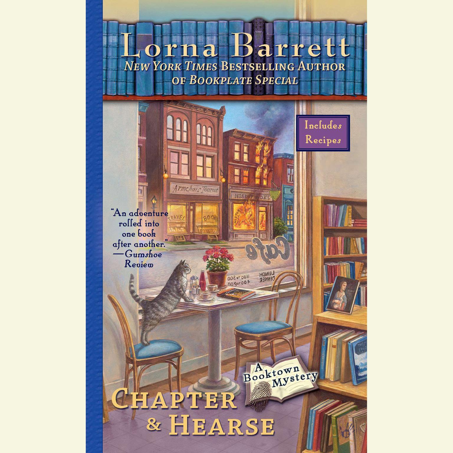 Chapter & Hearse Audiobook, by Lorna Barrett