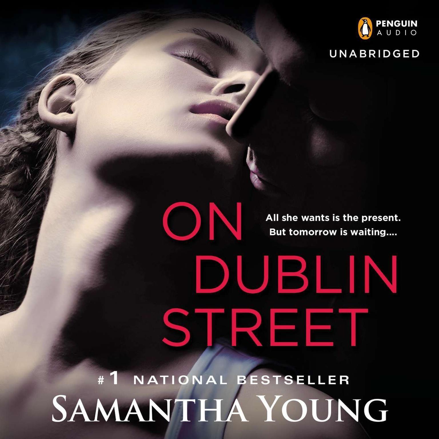 Printable On Dublin Street Audiobook Cover Art