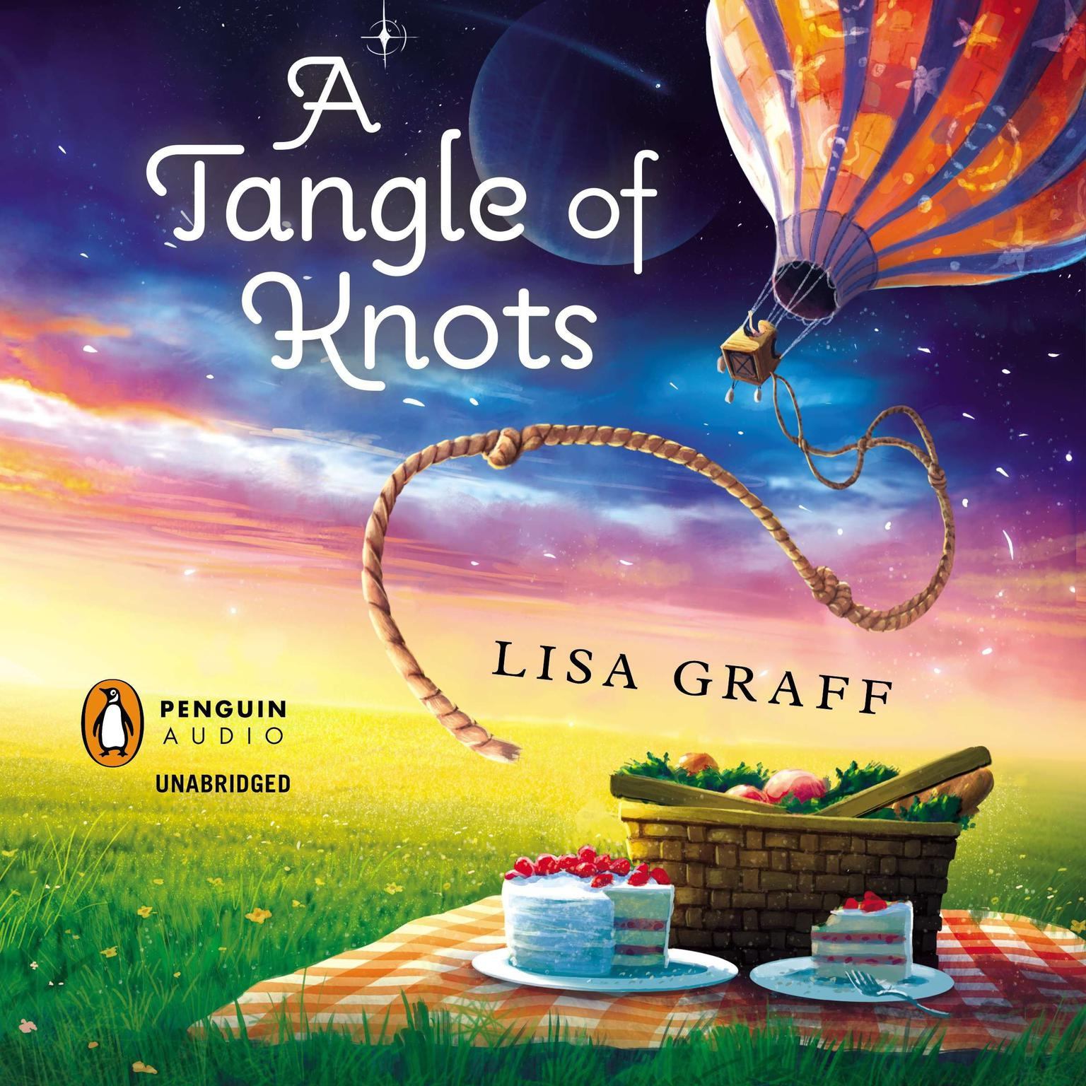 Printable A Tangle of Knots Audiobook Cover Art