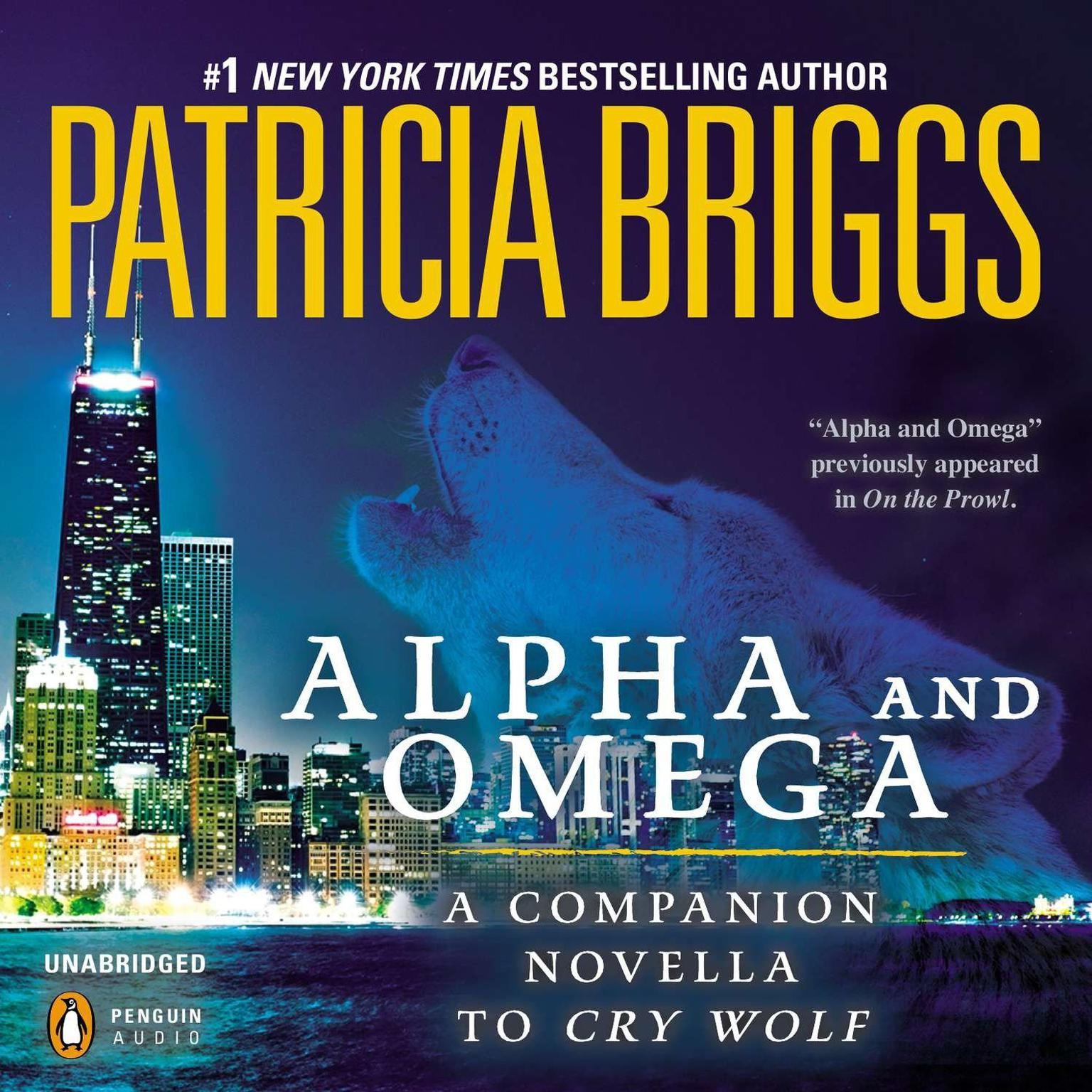 Printable Alpha and Omega: A Novella from On the Prowl Audiobook Cover Art