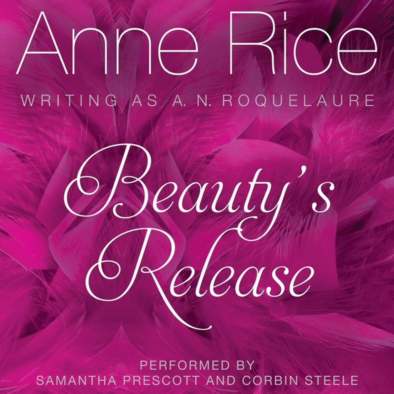 Printable Beauty's Release Audiobook Cover Art