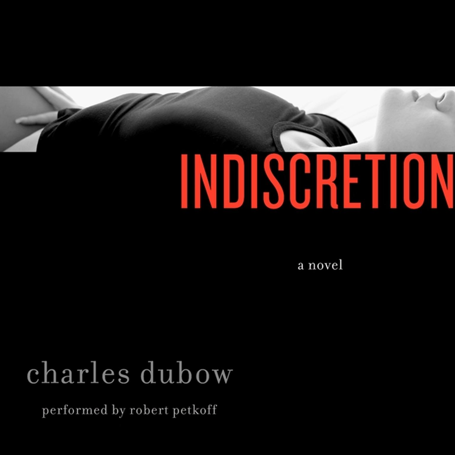 Printable Indiscretion: A Novel Audiobook Cover Art