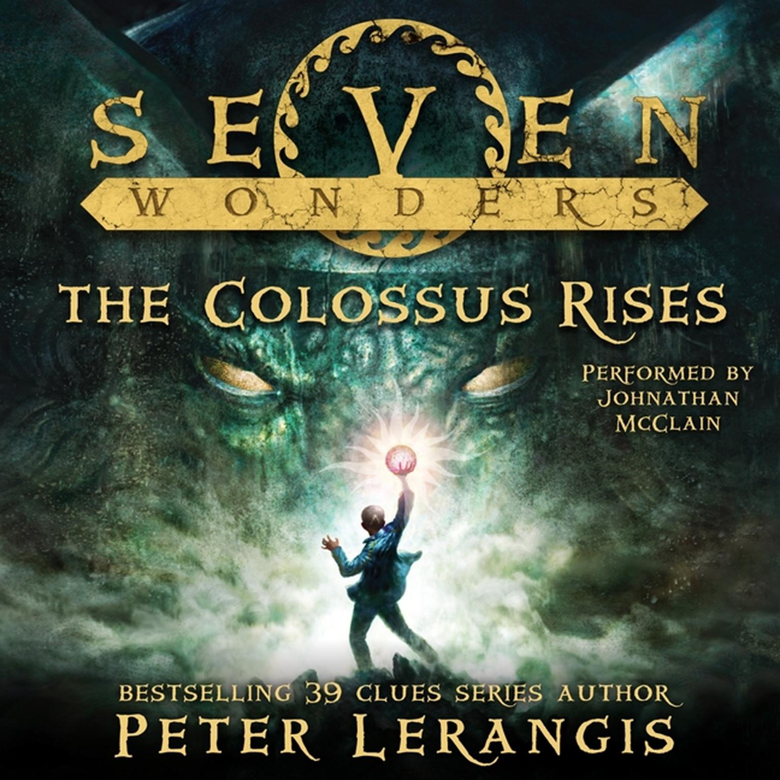 Printable The Colossus Rises Audiobook Cover Art