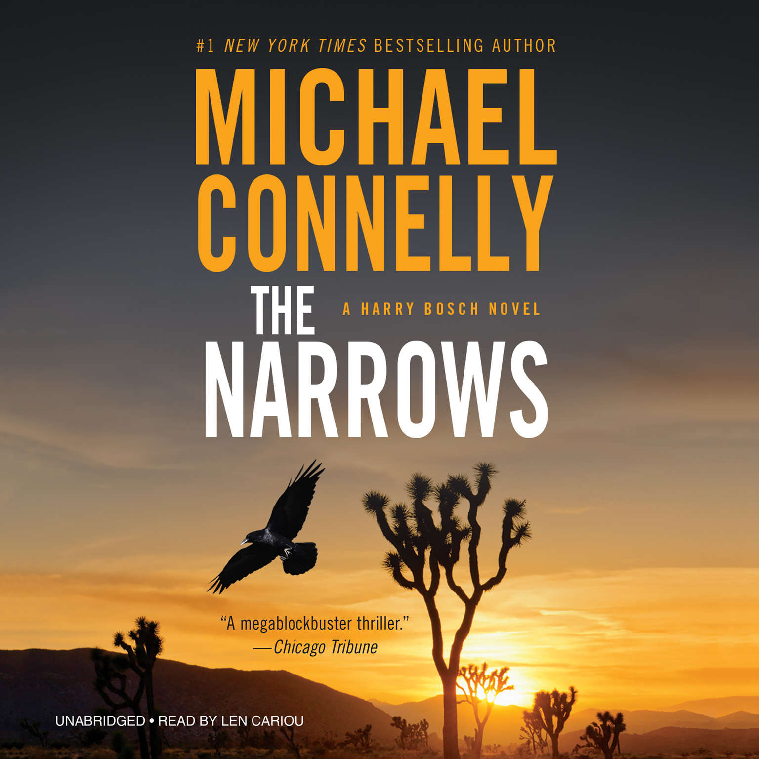 Printable The Narrows Audiobook Cover Art
