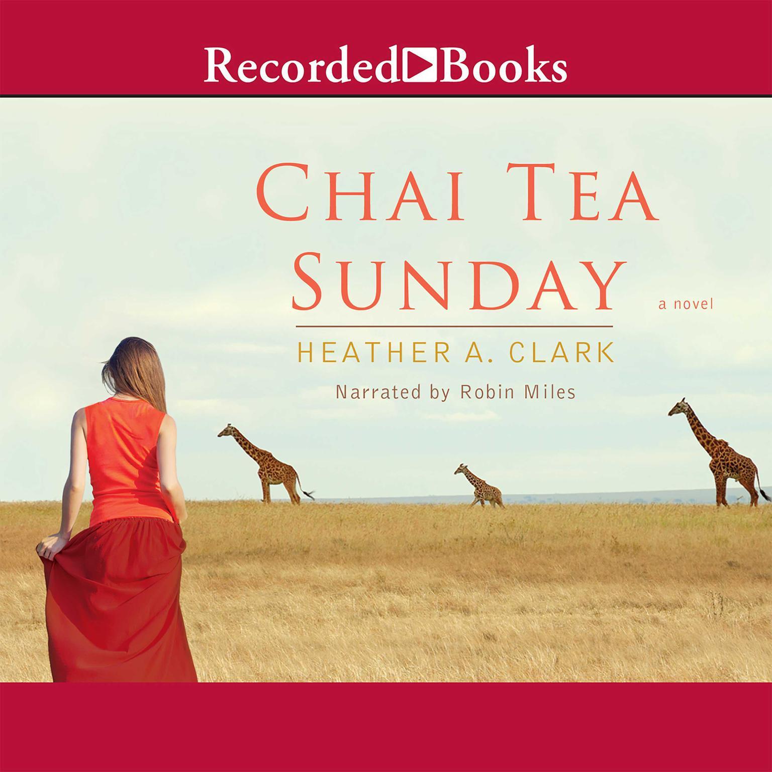 Printable Chai Tea Sunday Audiobook Cover Art