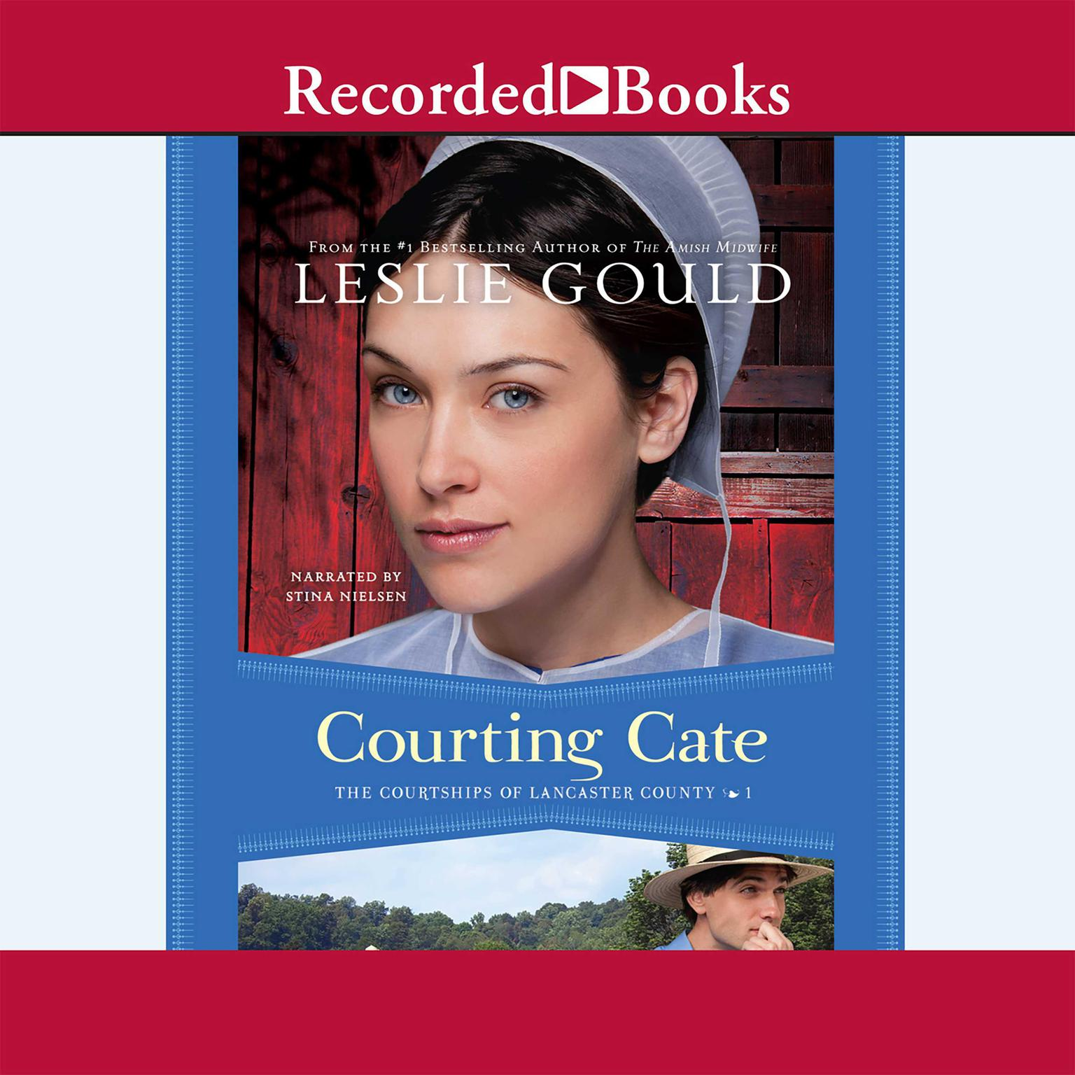 Printable Courting Cate Audiobook Cover Art